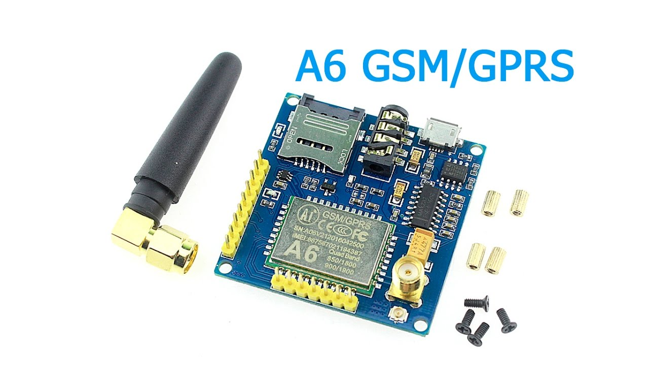 A6 modem