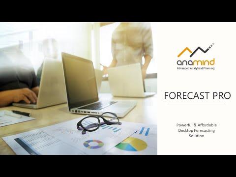 Forecast Pro Live Demo