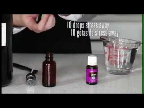 Spray Recipes With Young Living Essential Oils For Your Home