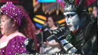 Demon Kogure kakka singing Queen's Bohemian Rhapsody.
