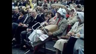 IOGT-NTO:s 100-årsjubileum i Göteborg 1979 (inget ljud)