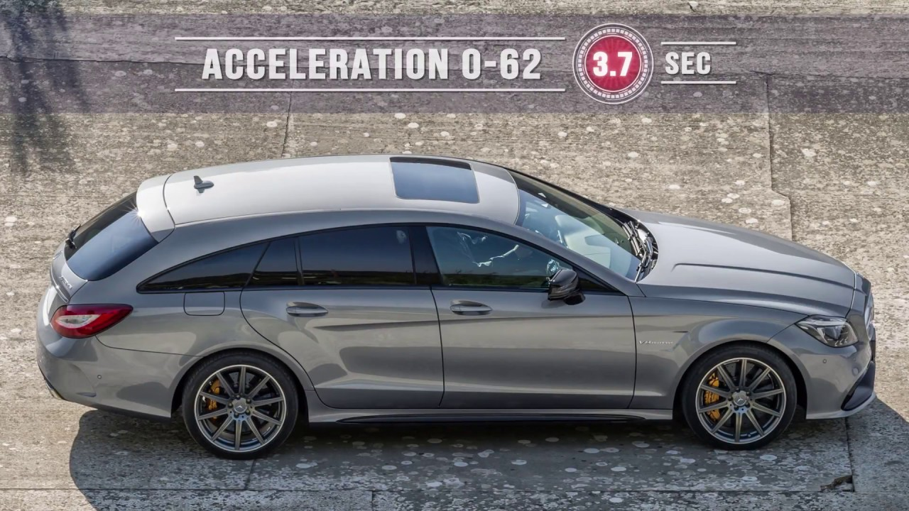 Top 10 Fastest Wagons In The World 2017 Acceleration