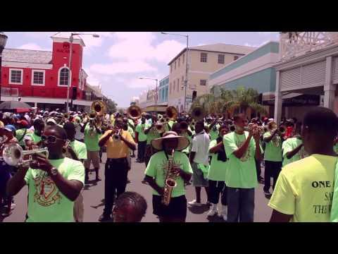 Labour Day 2014 Junkanoo Fanfares