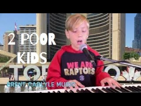 2 Poor Kids by Ruth B - Cover by Brent Carlyle