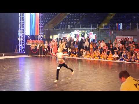 WORLD CUP DISCO DANCE, 2017, DEEP DANCE CLUB, SLOVAKIA