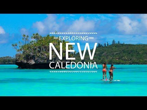 Lena Erdil and Maria Andres: Exploring New Caledonia