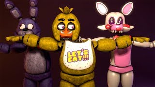FNaF & Baldi's Basics Animations: TRY NOT TO LAUGH OR Grin