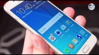 Samsung Electronics presenta nuevos teléfonos S6 para impulsar ventas