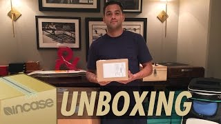 Paul Rodriguez l Incase Backpacks Unboxing