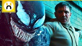 How Eddie Brock Bonds With the Symbiote in VENOM