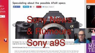 Sony Rumours & news A9s canon mirrorless Samyang FE 35mm D850 DXO Sony camera Thailand fix