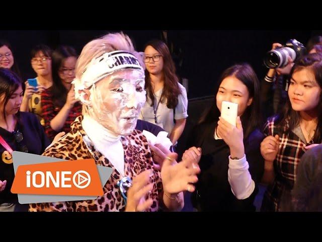 """Sơn Tùng M-TP bị giới truyền thông """"hành hung"""" trong ngày sinh nhật lần thứ 22"""