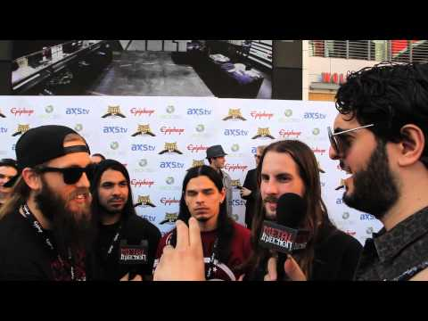 SUICIDE SILENCE Interview, Revolver Golden Gods 2013 on Metal Injection