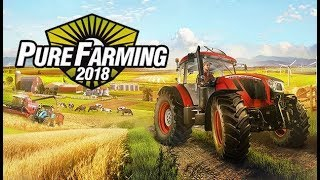 Pure Farming 2018 -  First LaunchTrailer | PS4