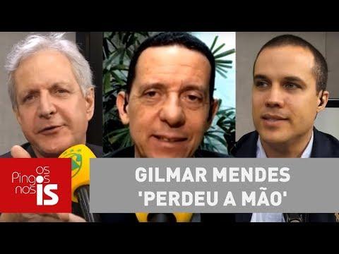Debate: Gilmar Mendes 'perdeu A Mão'