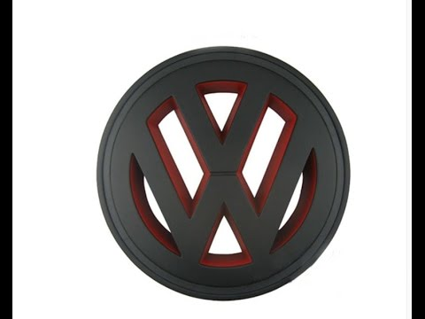 #mandelaeffect **VW logo change**Live video footage**Have 3 realities now merged???**