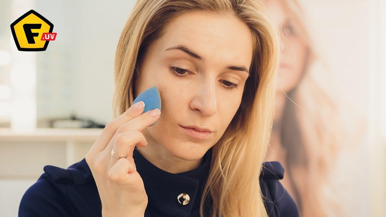 способы нанесения тонального крема на лицо
