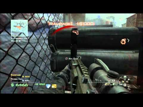 Modern Warfare 3 (Survival-Off Shore)