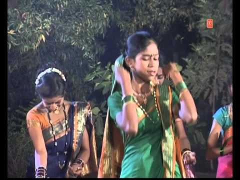 Maaher Mandhar Maajh Marathi Bhajan [Full Video] I Gaaichya Roopat Aali Kalubai