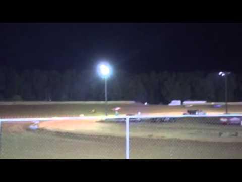 Blake Chavers Baton Rouge raceway