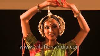 Odissi dance performance by Sangini Kumar: Sopan festival day 5