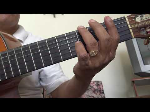 Ejercicio De Agilidad En El Requinto O Guitarra