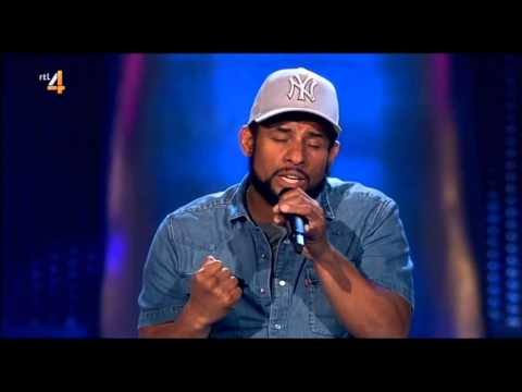 Mitchell Brunings Bob Marley  Redempti Sg The Voice Holanda