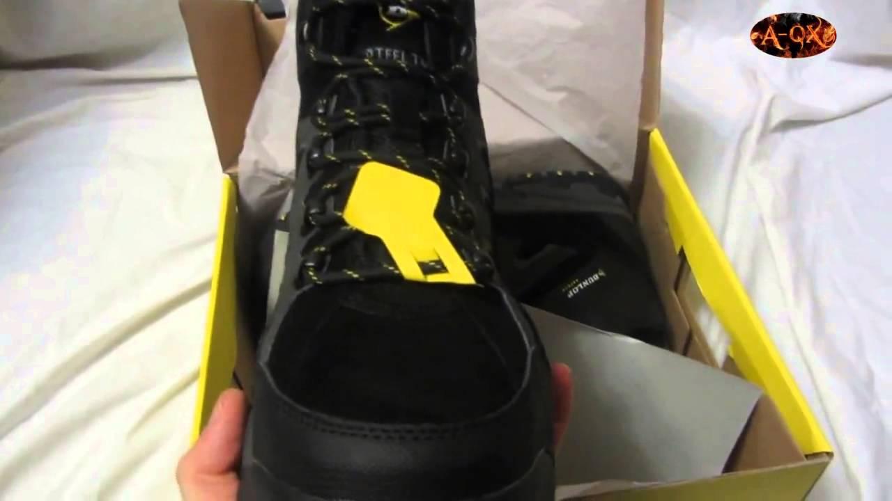 Dunlop Safety Hiker Boots Mens