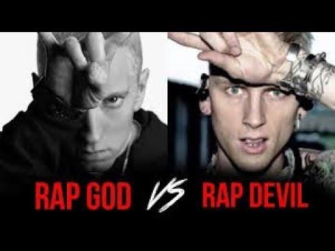 """Eminem """"Fuck Rap Devil"""" (Machine Gun Kelly Diss)"""