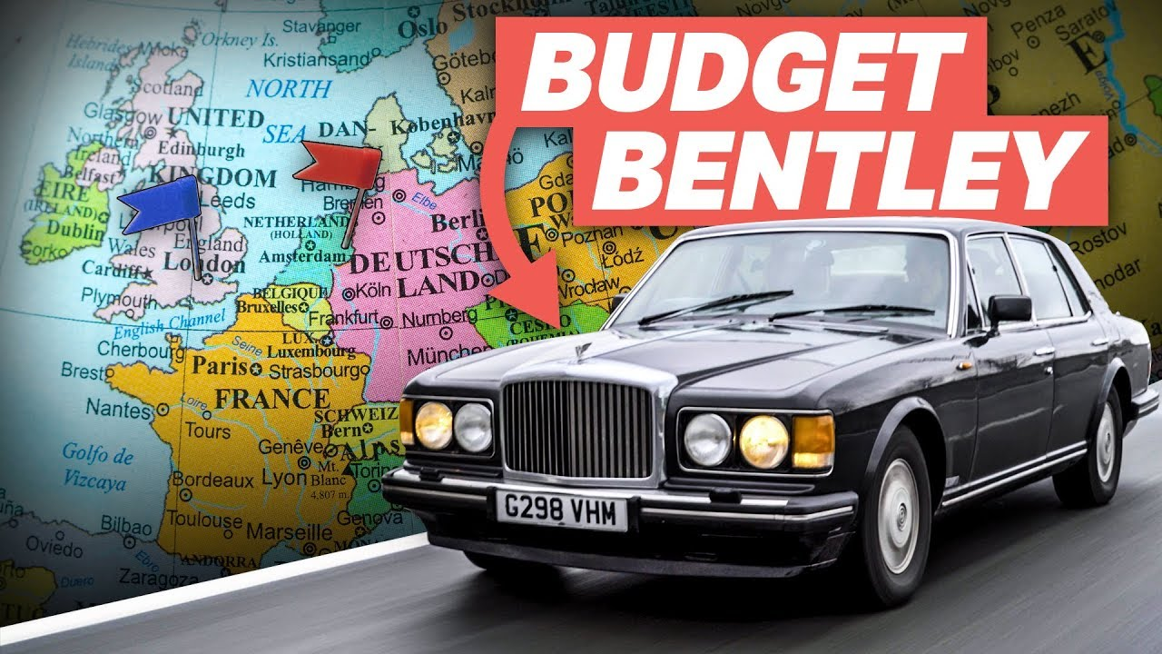 Living With The UK's Cheapest Bentley