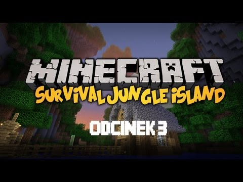 Survival Jungle Island Sezon 2 #3 - CAVE [ JAK TO ?! ]