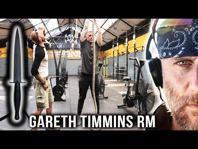 Commando | Becoming The 0.1 Percent Pt 2 | Gareth Timmins Royal Marines | Bought The T-Shirt Podcast