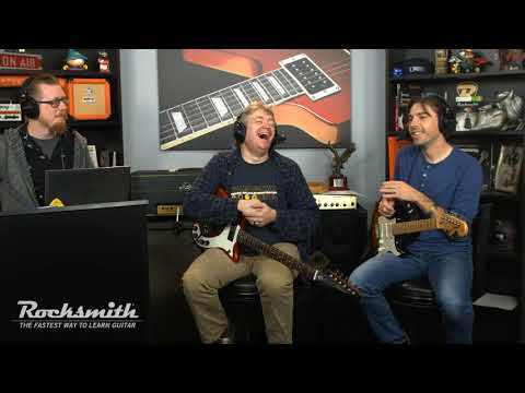 Rocksmith Remastered - Encore #26 Elements of Tone - Live from Ubisoft Studio SF