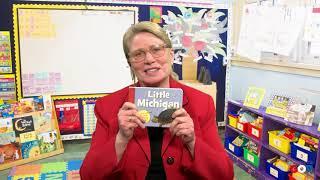 Sen. Johnson celebrates National Reading Month |