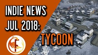 Best Tycoon and Business Management Indie Games   Indie Game News July 2018