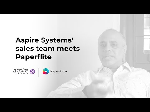 How Aspire Systems