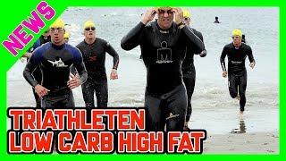 Spitzen Triathleten Low Carb - High Fat - Ironman-WM ketogen möglich?