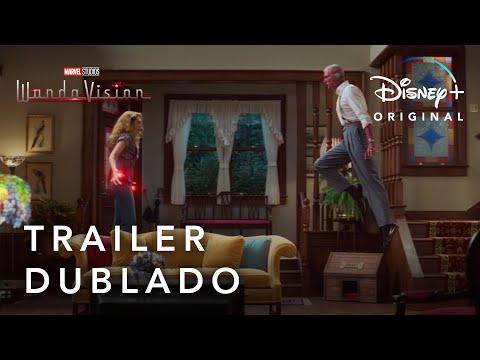 WandaVision | Marvel Studios | Trailer Oficial 3 Dublado | Disney+