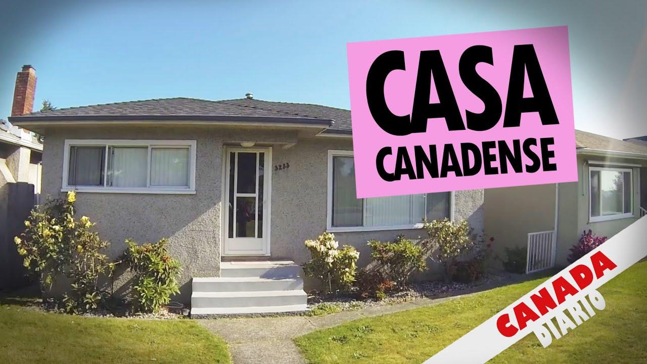 Casa de interc mbio canadense por dentro youtube - Casa de intercambio ...