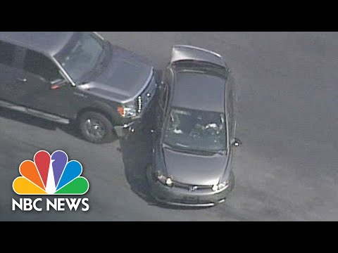 High Speed Car Chase In Kentucky | NBC News