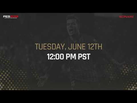 PES 2019 E3 2018 day one livestream [ENG]