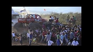Monster Truck Disaster in Chihuahua, Mexico