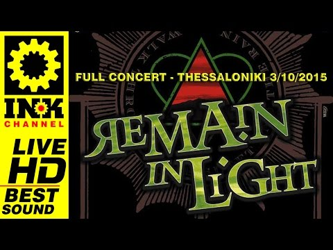 REMAIN IN LIGHT band - Full Concert 3-10-2015 - SilverDollar