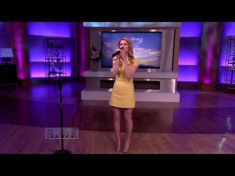 Kimberly Henderson performs