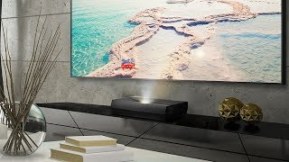 5 Best Laser Projector To Buy on Amazon - 4k / uhd