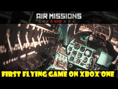 First Flying Game on XBOX ONE - Air Missions: Hind