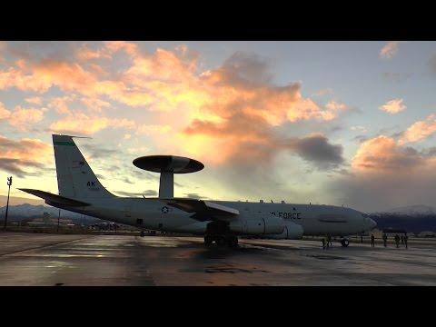 Crews reflect on fatal Alaska AWACS crash, 20 years later