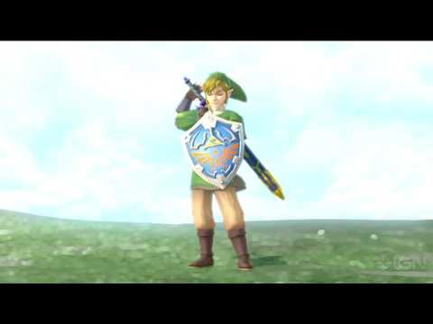 The Legend of Zelda: The Skyward Sword Trailer - E3 2010