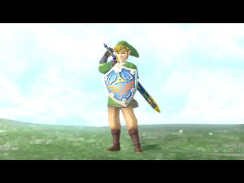The Legend of Zelda: The Skyward Sword Trailer - E3 2010