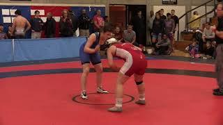 2017 SFU International 68 kg Haley Heffel vs Maddison Haney